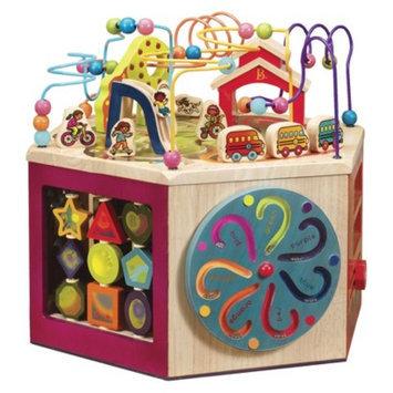 B. toys B. Youniversity Activity Center