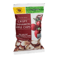 Good Health Natural Foods Crispy Cinnamon Apple Chips