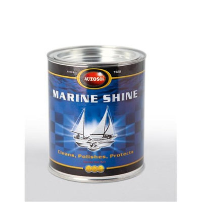 Autosol 1191 Marine Shine Can 750ml Case of 6