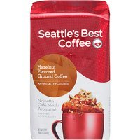Starbucks Seattle's Best Coffee Hazelnut Ground 12oz