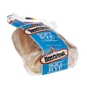 Beefsteak Bread Soft Rye No Seeds
