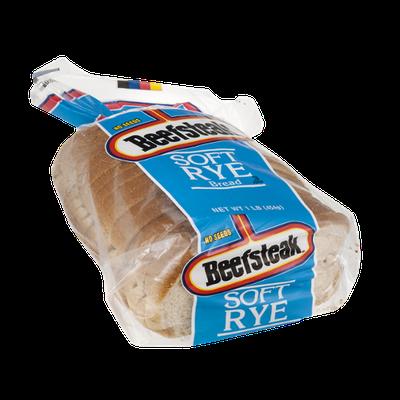 Beefsteak Bread Soft Rye No Seeds