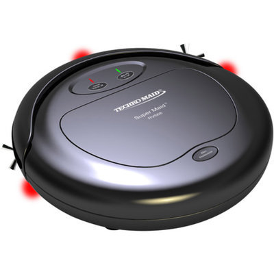 Techko Maid RV668 Robotic Vacuum High Speed Sweeper and Mop Machine