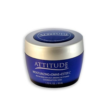 Attitude Line Day Moisturizer with Ester C and Dmae for Combination Skin, 4-Ounce