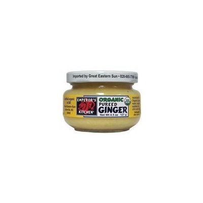 Emperors Kitchen Pureed Ginger, 4.5-Ounce (Pack of 6)