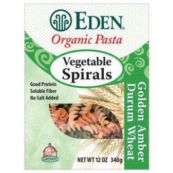 Eden Organic Eden Vegetable Spirals, Organic, 12 Ounce (Pack of 3)