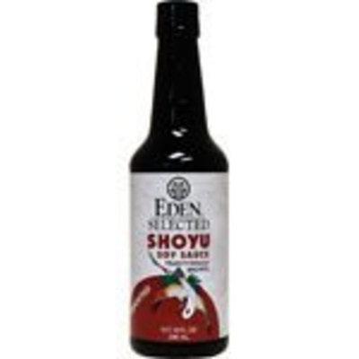 Eden Selected Shoyu Soy Sauce 10 fl oz Liquid