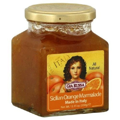Gia Russa Marmalade Scln Orange 12.35 OZ (Pack of 6)