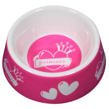 Top PawA Princess Dog Bowl