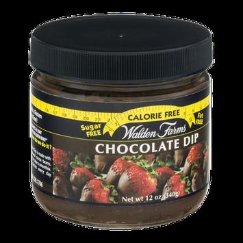 Walden Farms Chocolate Dip Calorie Free