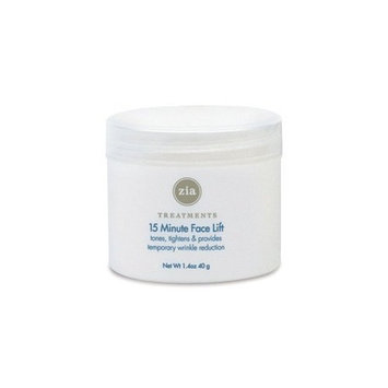 Zia Natural Skin Care 15 Minute Face Lift Refill 40 Grams