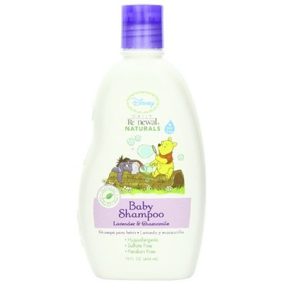 Disney Baby Shampoo, Lavender and Chamomile, 15 Ounce (Pack of 2)
