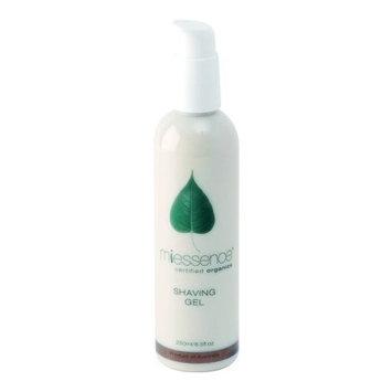 Miessence Shaving Gel - Certified Organic