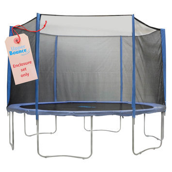 Upper Bounce Trampoline Enclosure Set