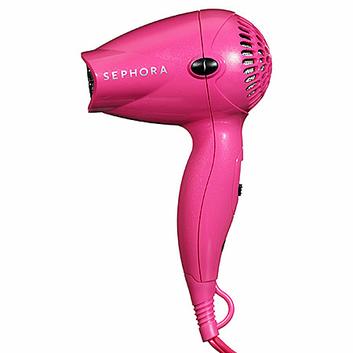 SEPHORA COLLECTION Travel Hair Dryer - Pink 8 x 4.5