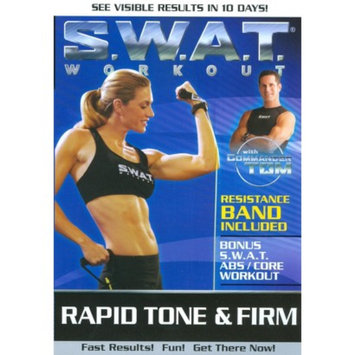Well Go Usa Inc S.W.A.T. Workout: Rapid Tone & Firm