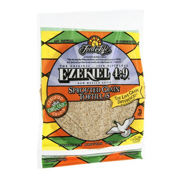 Food For Life Ezekiel 4:9 Sprouted Grain Tortillas - 6 CT