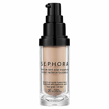 SEPHORA COLLECTION Instant Radiance Foundation Light 15 Nude 0.67 oz