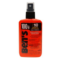 Ben's 100% Deet Uncarded Pump, 3.4 oz