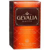Gevalia Cinnamon Ground Coffee, 8-Ounce Packages (Pack of 3)