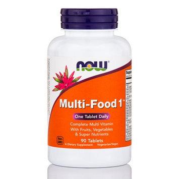Multi-Food 1 Multivitamin Now Foods 90 Tabs