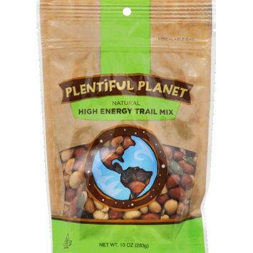Plentiful Planet Trail Mix High Energy Bag 10 OZ (Pack of 6)