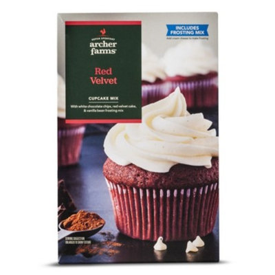 Archer Farms Red Velvet Cupcake Mix 23.39 oz