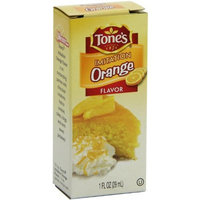 Tone's Orange Flavor, 1.00-Ounce