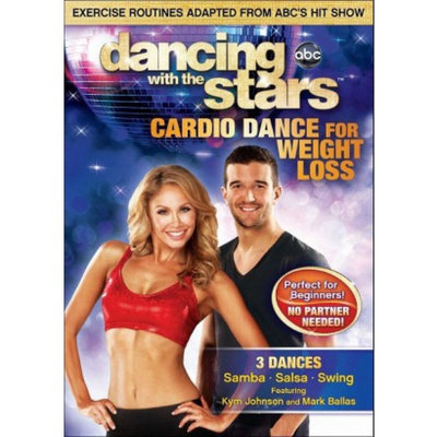 Lions Gate Dancing With The Stars-cardio Dance For Weight Loss [dvd] [ws/eng/2.0dd]