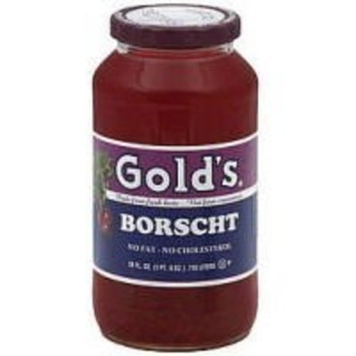 Gold's Gold : Soup, Borscht, 24 OZ