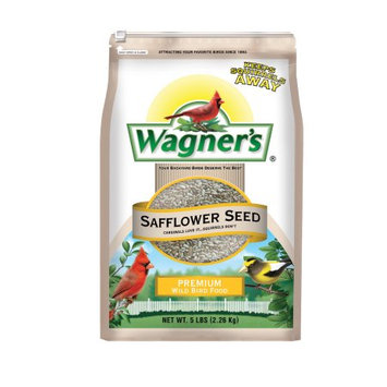 Wagner's Wildlife Food 5 lb. Safflower Seed Wild Bird Food 57075
