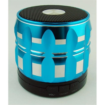 Global Product Solution BTS-SFBE Fidelity Steel Bluetooth Blue