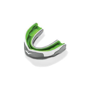 Everlast Sport Evergel Single Mouthguard Green/Grey