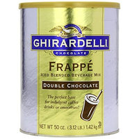 Ghirardelli Chocolate Frappé Double Chocolate