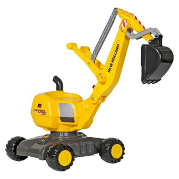 Kettler NEW HOLLAND Digger Ride On Toy