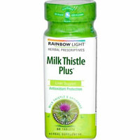 Rainbow Light Milk Thistle Plus 60 Tablets