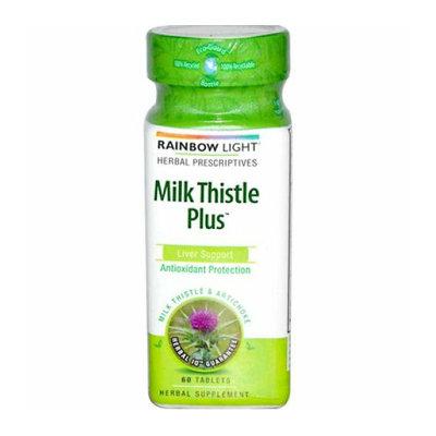 Rainbow Light Milk Thistle Plus 60 Tablets