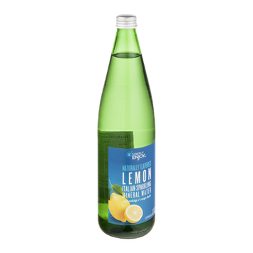 Simply Enjoy Italian Sparkling Mineral Water Lemon
