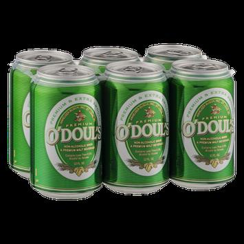 O'Doul's Non-Alcoholic Beer - 6 PK