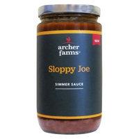 Archer Farms Sloppy Joe Simmer 12oz