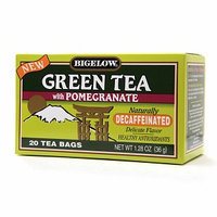 Bigelow Decaffeinated Green Tea with Pomegranate