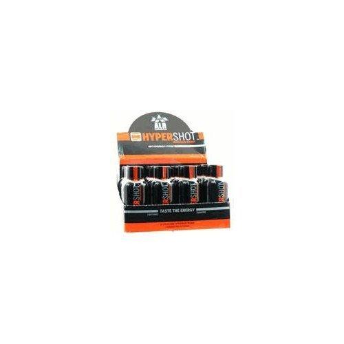 ALR Industries Hypershots, Mandrian Mango, 2-Ounce Bottles, 12-Count Box