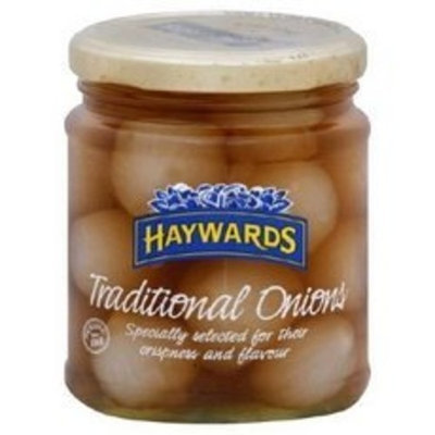 Haywards, Traditional pickled Onions, 9.5-Ounce (6 Pack)