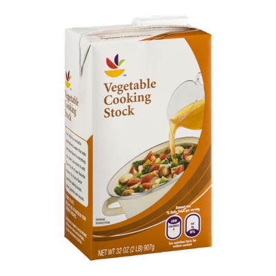 Ahold Cooking Stock Vegetable