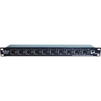 Rolls RA102 10 Channel Professional Headphone Amplifier