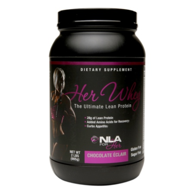 NLA for Her Her Whey Protein Chocolate Eclair
