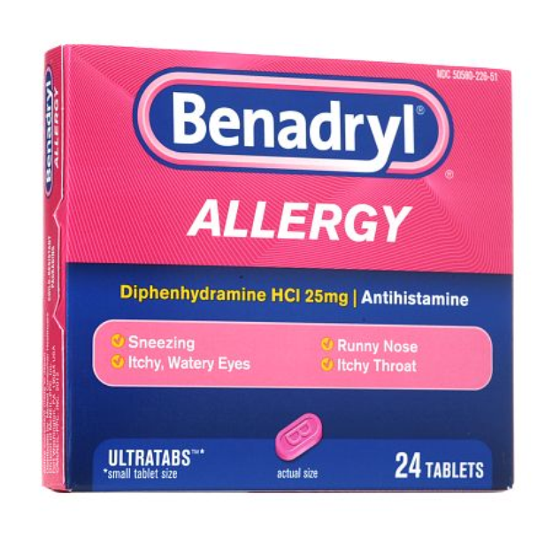 Benadryl Allergy Relief