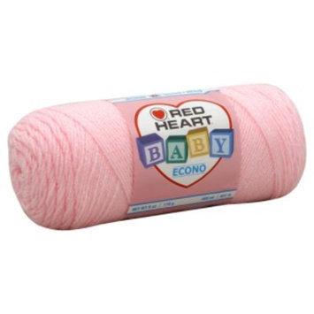 Coats: Yarn Baby Yarn, Econo, Lt. Pink 1722, Medium 4, 1 skein [ 6 oz (170 g)]