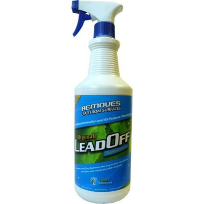 Hygenall LeadOff Surface Decontamination Spray Cleaner