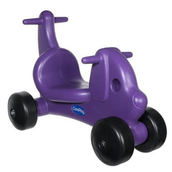 CarePlay Riding Puppy - Purple